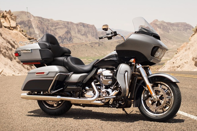 Harley-Davidson Road Glide® Ultra Motorcycle