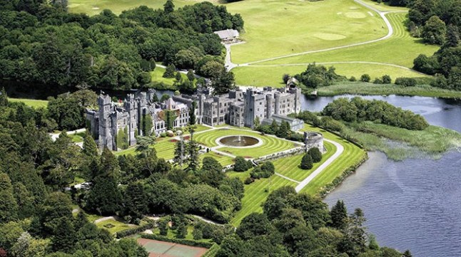 Hotel Of The Year: Ashford Castle (County Mayo, Ireland)