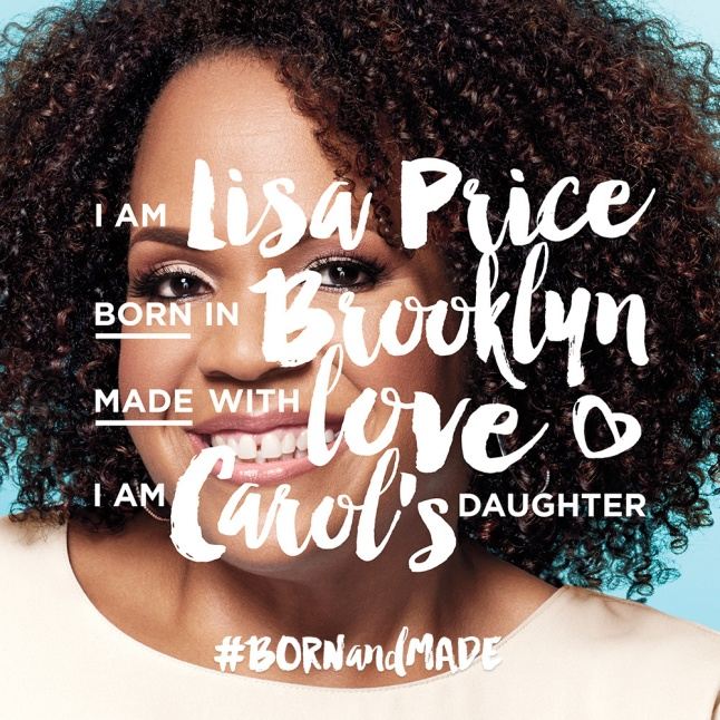 Lisa Price, Carol's Daughter Founder, shares her #BornAndMade story.