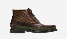 Mens Pinch Campus Boots in Chestnut (top view) www.colehaan.com)