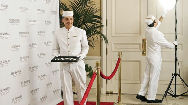 Most Innovative Guest Experience: - Red Carpet Ready at The Peninsula Beverly Hills (Beverly Hills, California)