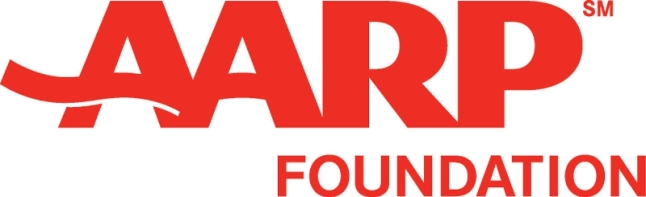 AARP Foundation logo (PRNewsFoto/AARP Foundation)