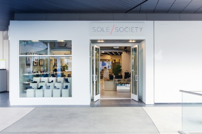 Sole Society Opens First Retail Store (PRNewsFoto/Sole Society)