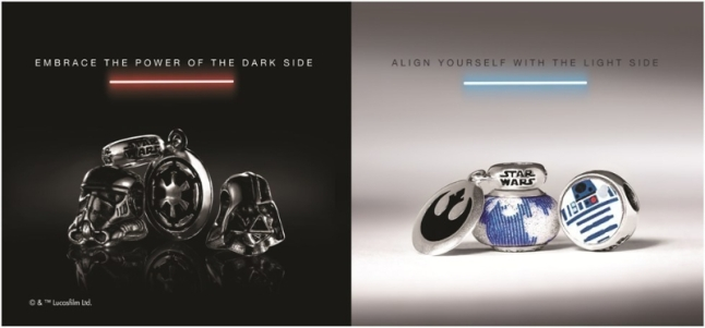 The Force is Strong with Kay(R) Jewelers as it Launches the Star Wars(TM) Collection. (PRNewsFoto/Kay Jewelers)