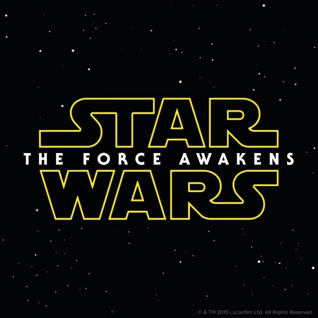 STAR WARS: THE FORCE AWAKENS logo (PRNewsFoto/Walt Disney Records)