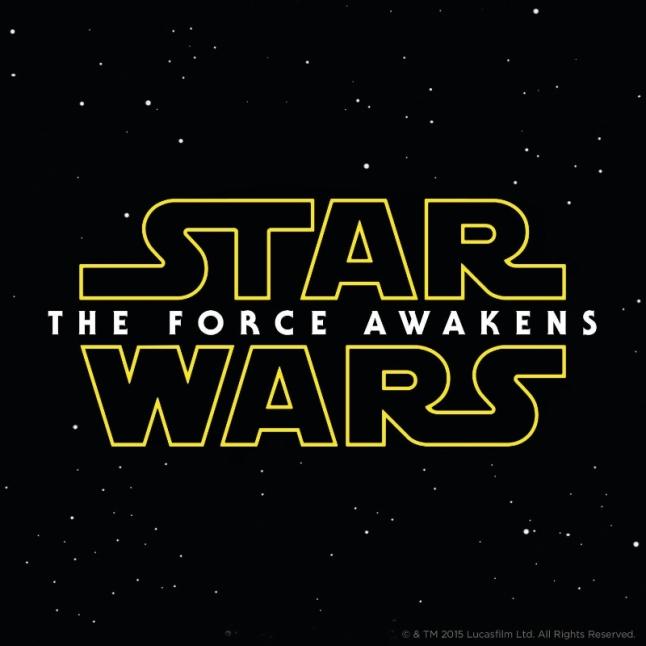 STAR WARS: THE FORCE AWAKENS logo (PRNewsFoto/Walt Disney Records)