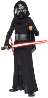Kylo Ren - a new character from Star Wars: The Force Awakens, costume from CostumeExpress.com. (PRNewsFoto/BuySeasons, Inc.)