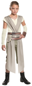 Rey, a new character from Star Wars: The Force Awakens, costume from CostumeExpress.com. (PRNewsFoto/BuySeasons, Inc.)
