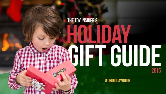 The Toy Insider 2015 Holiday Gift Guide (PRNewsFoto/The Toy Insider)