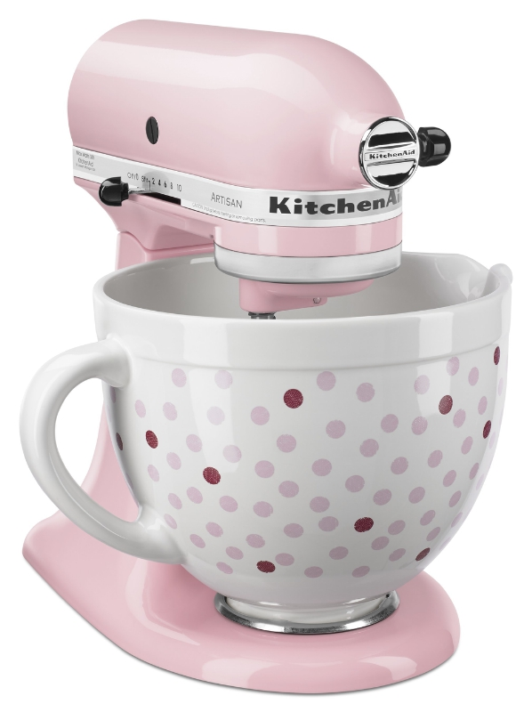 KitchenAid Ceramic Bowl for Cook for the Cure (PRNewsFoto/KitchenAid)