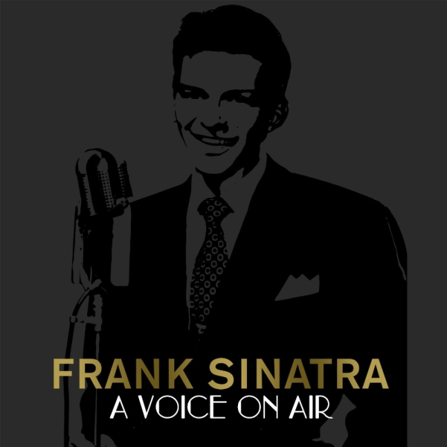"""""""Frank Sinatra: A Voice on Air (1935-1955)"""" to be released Nov 20th (PRNewsFoto/Legacy Recordings)"""