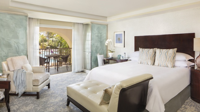 A setting for complete relaxation at The Ritz-Carlton, Laguna Niguel