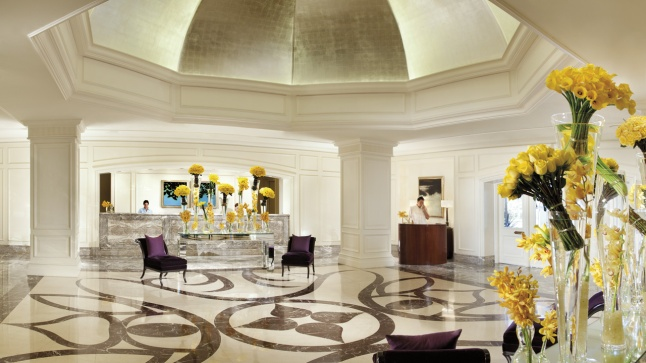 Artful style beckons you at The Ritz-Carlton, Laguna Niguel