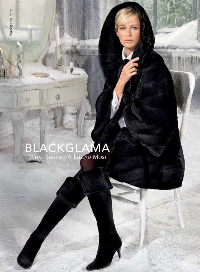 Blackgama 2013 - Caroline Murphy (2)