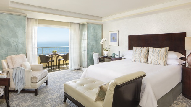 Breathtaking ocean views at The Ritz-Carlton, Laguna Niguel