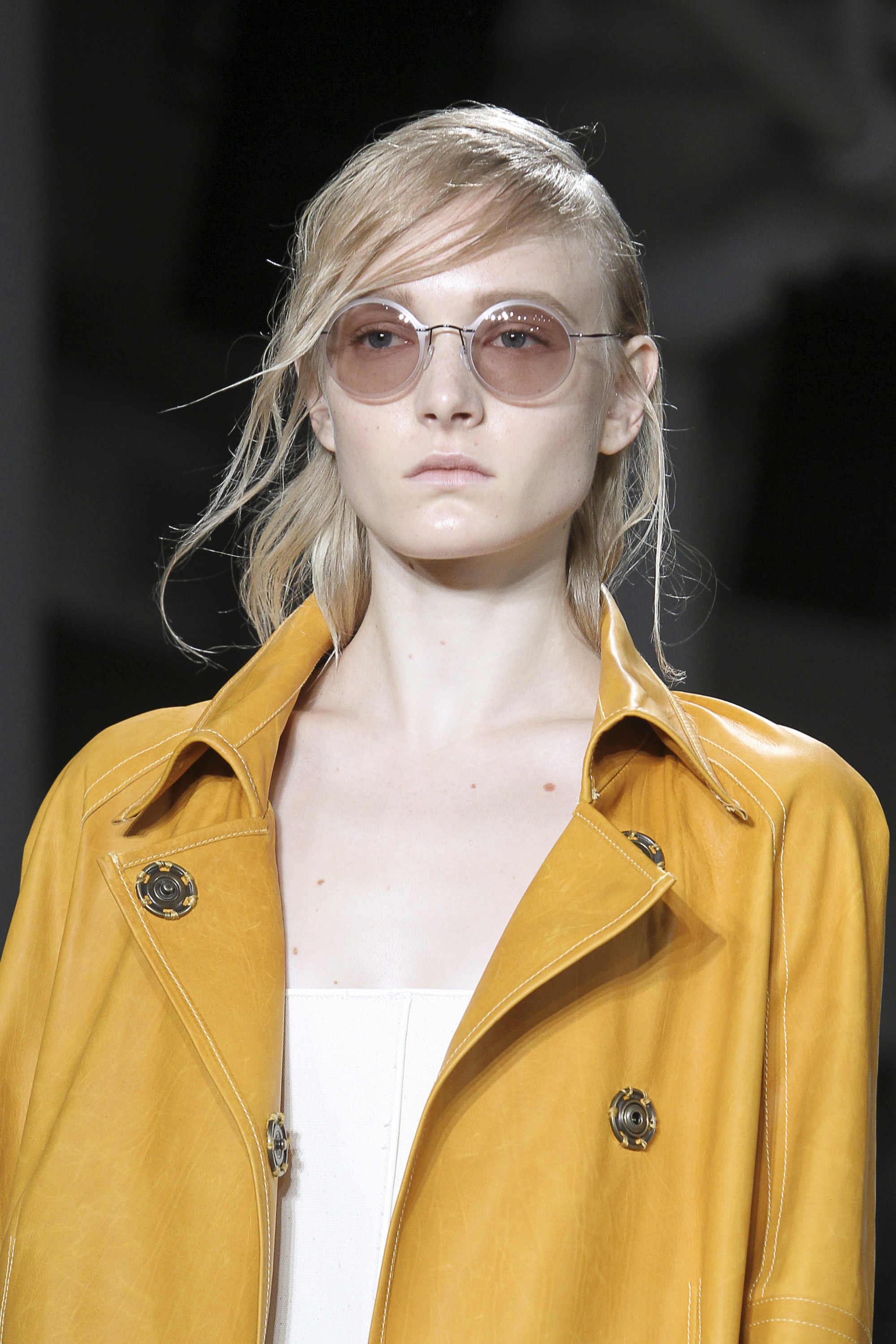 6bd6802228f Wes Gordon Debuts Spring Summer 2016 Women s Wear Collection and New Eyewear  Collaboration with Silhouette