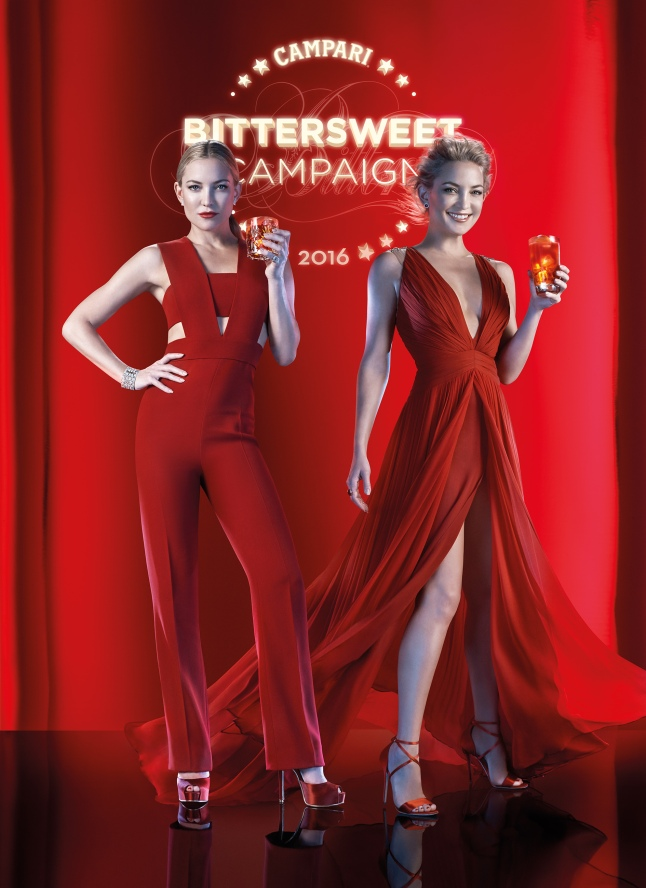 Campari Calendar 2016 The BitterSweet Campaign (Behind the scenes photographer: F. Pizzo)