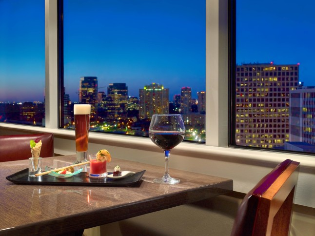 Club Lounge Happy Hour at the Royal Sonesta Houston Club Lounge