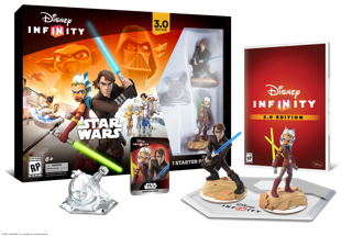 Disney Infinity 3.0 Edition Starter Pack from Disney Interactive