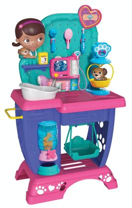 Doc McStuffins Pet Vet Checkup Center (Just Play)