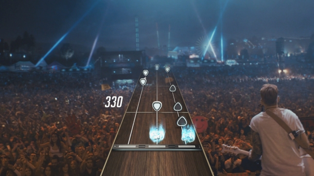 Guitar Hero Live Stage: Guitar Hero® Live from Activision®