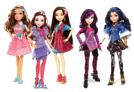 Disney Descendants Signature Outfit Doll Assortment (Hasbro)