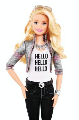 Hello Barbie (Mattel)Photographer David Chickering Stylist Susan Kurtz