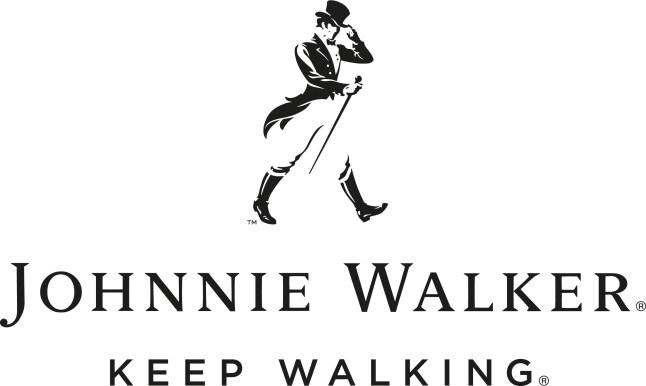 Johnnie Walker Logo (PRNewsFoto/Johnnie Walker)