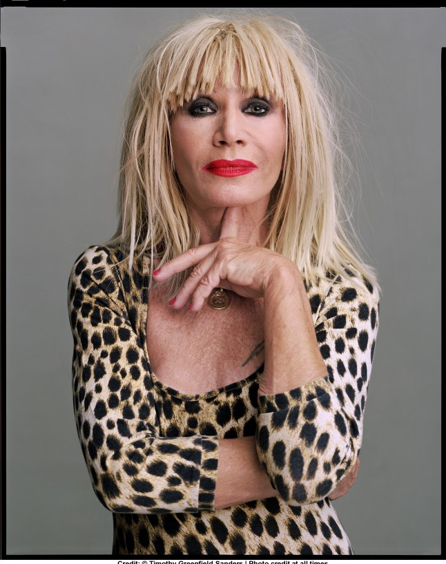 Betsey Johnson. Credit: © Timothy Greenfield-Sanders