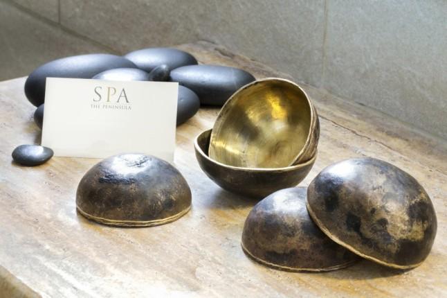 Kasa bowl (Courtesy of The Peninsula Hotel New York  City)