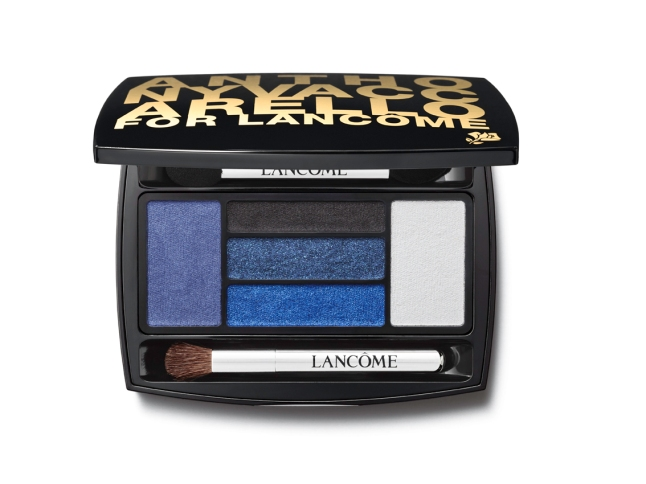 Anthony Vaccarello Color Collection for Lancôme - Blue Mania