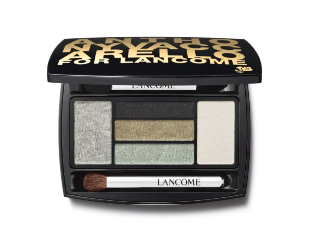 Anthony Vaccarello Color Collection for Lancôme -- Green Fever
