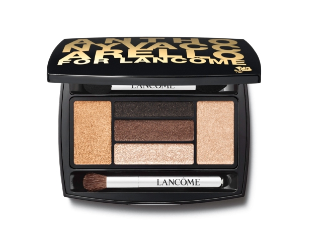Anthony Vaccarello Color Collection for Lancôme -- Golden Black