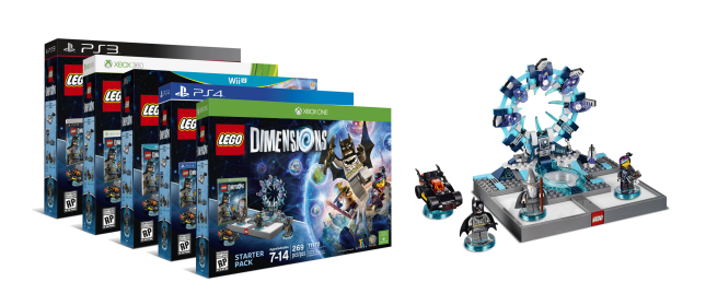 LEGO® Dimensions Starter Pack from Warner Brothers®