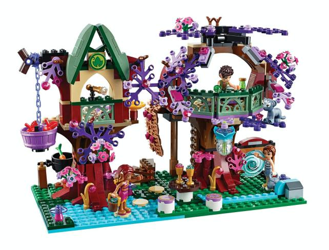 LEGO Elves: The Elves' Treetop Hideaway (The LEGO Group)