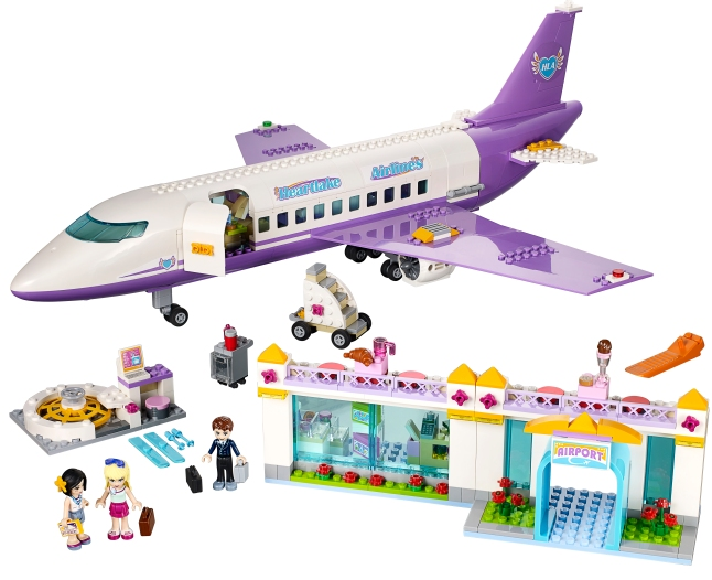 LEGO® Friends Heartlake Airport from LEGO® Systems Inc.
