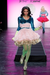Betsey Johnson Spring/Summer 2016 Collection. Photo Credit: Dan Lecca