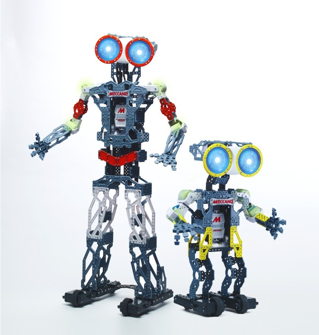 Meccanoid G15 from Spin Master