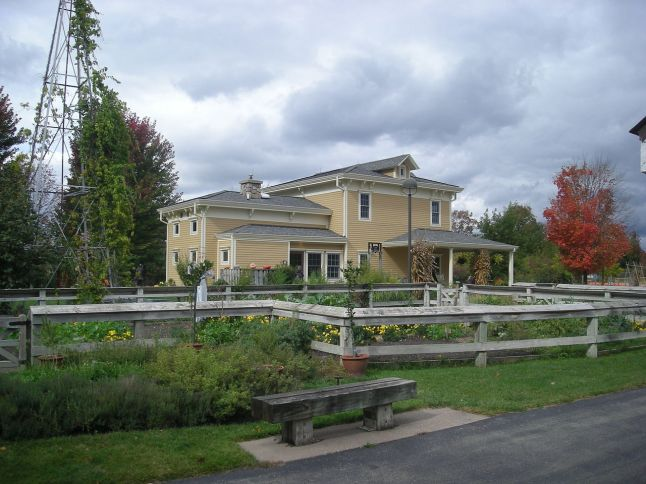 Michigan's Farm Garden at the Frederik Meijer Gardens & Sculpture Park. (Photo Credit: Michael Barera)