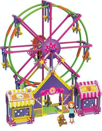 Mighty Makers Fun on the Ferris Wheel (K'NEX)
