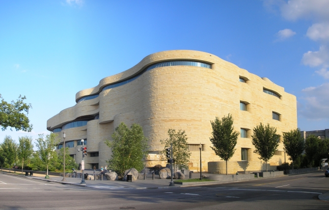 National Museum of the American Indian, Washington D.C.