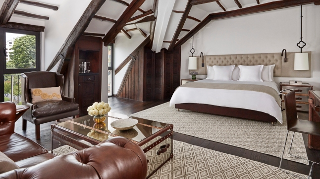 Four Seasons Hotel Casa Medina Bogotá - Premier Room