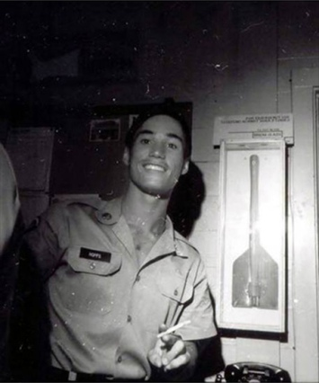 Private First Class Cliff Hopps, U.S. Army