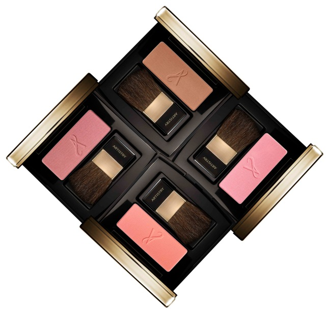 Fall 2015 Cheek Color Texture: Radiate your natural glow with Artistry Signature blushes
