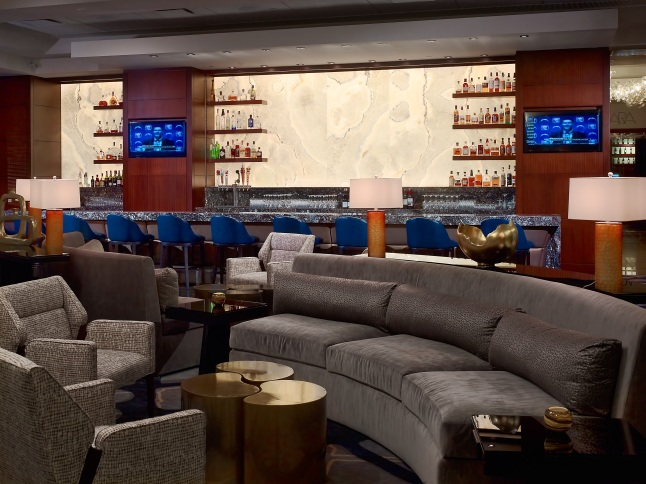 Royal Sonesta Houston - Axis lounge
