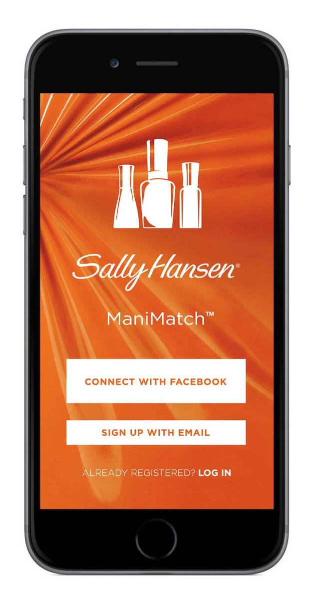 Sally Hansen Launches ManiMatch Mobile App