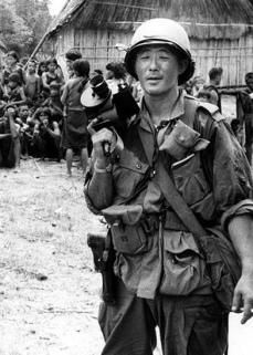 Sergeant First Class Kazuo 'Charlie' Uchima, U.S. Army