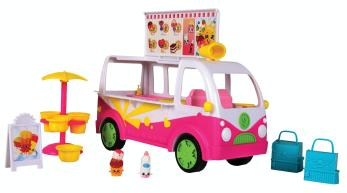 Shopkins Scoops Ice Cream Truck (Moose Toys)