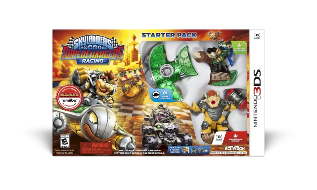 Skylanders®  SuperChargers Starter Pack from Activision Publishing, Inc.