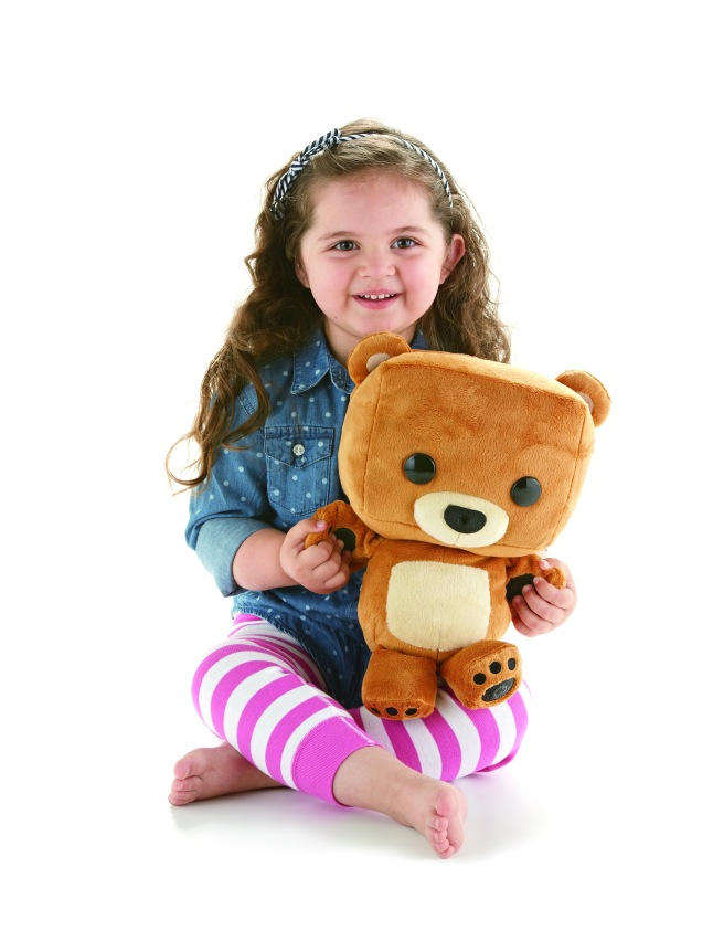 Smart Toy Bear from Fisher-Price®